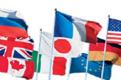 «Большая семерка» будет характеризоваться неутешительными темпа роста экономики до конца года