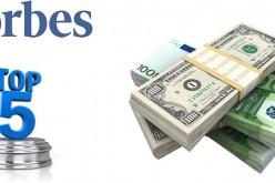 ТОП-5 самых богатых людей планеты в 2014 году по версии журнала Forbes