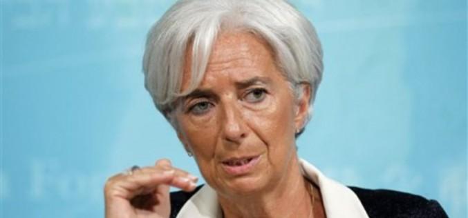 Лагард выразила озабоченность по поводу мировой экономики