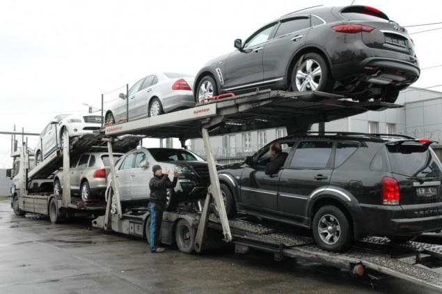 подержанных автомобилей из