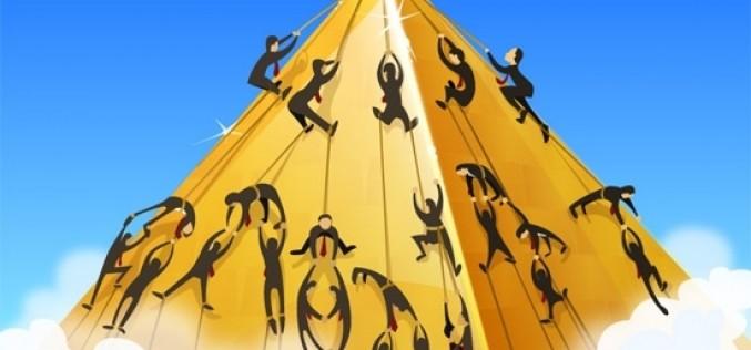 Финансовая пирамида – Схема
