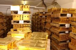 Китайские золотые запас вдвое превышают резервы всех прочих стран
