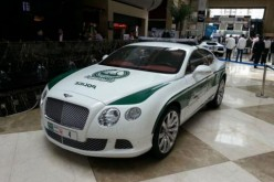 Самые дорогие полицейские автомобили — подборка от AForex