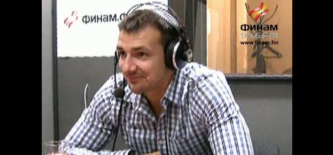 Николай Корженевский в гостях у Герчика