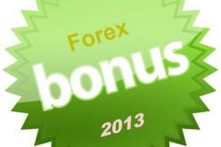 Бездепозитные форекс бонусы актуальные в 2013 году