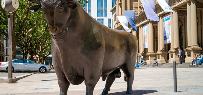 Евро-быки