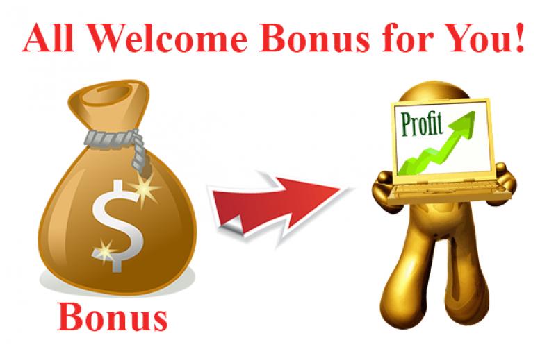 Бездепозитные форекс бонусы актуальные в 2015 году