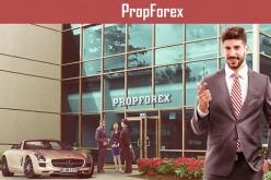 PropForex.co – деньги в управление трейдерам!