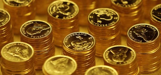 Золото понесло потери после данных о розничных продажах