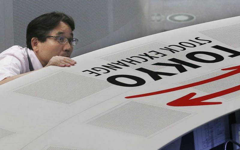 Японский Nikkei 225 упал на 1%