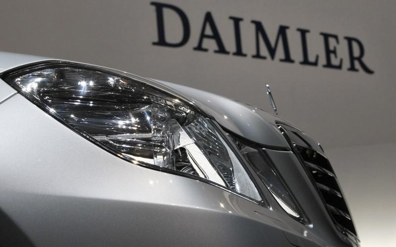 Daimler отзывает 840 тысяч автомобилей