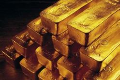Золото снижается перед новым заседанием ФРС