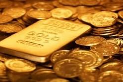 Оживление на фондовом рынке не оказало влияния на стоимость золота