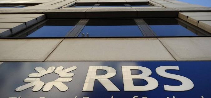 Royal Bank of Scotland не может оправиться от кризиса 2008 года