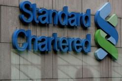 Акции Standard Chartered подешевели на 12%