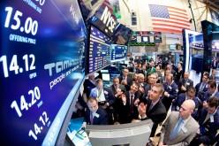 На начале торгов фондовые индексы США просели