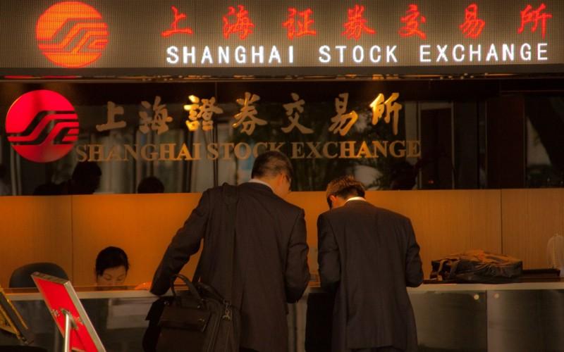 В Китае падение рынка вызвано спадом в секторе недвижимости