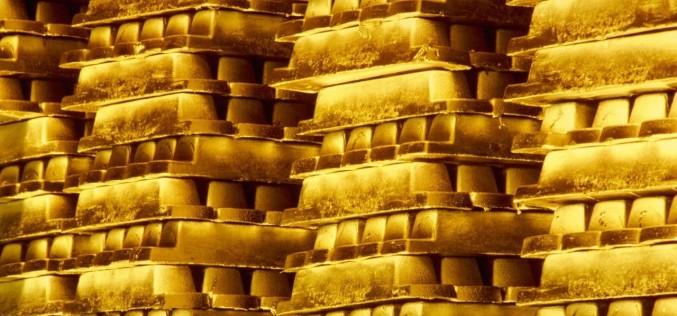Золото не определилось с трендом