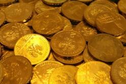 Взрывы в Брюсселе подстегнули цены на золото