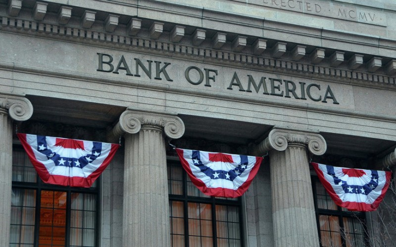 Bank of America сокращает штат