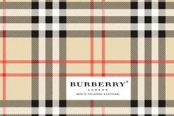 Burberry: без меня меня купили