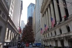 На WallStreet неделя закончилась ростом