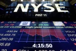 Фондовые рынки в США закрылись разнонаправлено