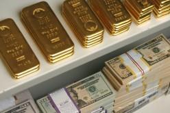 Возросший интерес к риску снизил спрос на золото