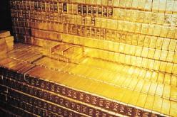 Золото достигло месячного максимума
