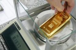 Золото дорожает более чем на 1%