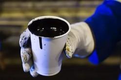 Нефть находится на месячных минимумах