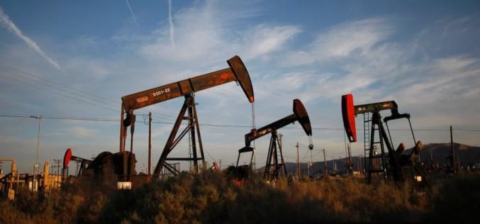 Нефтяные котировки растут в ходе американской торговой сессии