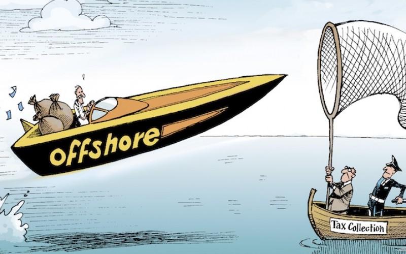 Открытие оффшорной компании как способ уйти от налогов