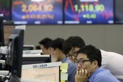 Волатильность на азиатских биржах