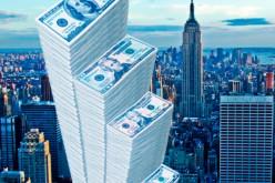 Торговая сессия понедельника в Нью-Йорке завершилась падением