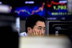После 3-х недельного падения в Азии вновь рост