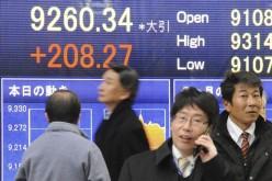 Восстановление на фондовых площадках Азии