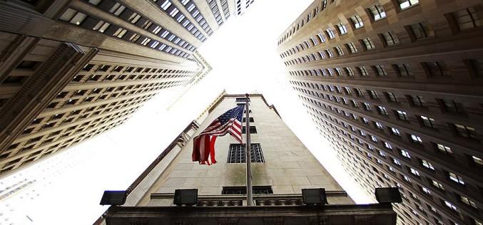 Американская торговая сессия завершилась в зеленой зоне