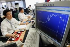 Японский фондовый рынок начал неделю резким ростом