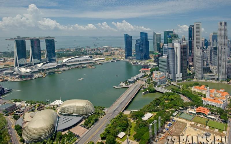 Сингапур перестает быть «раем шопоголиков»