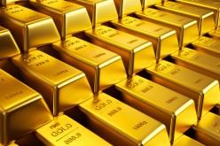 Золото пробило 1310 долларов за унцию