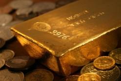 Золото побило трехнедельный максимум