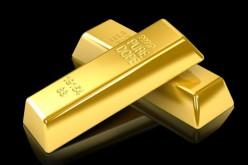 Золото пробило 1330 долларов за унцию