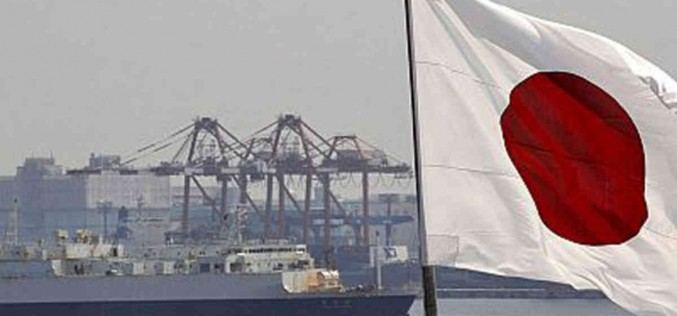 Падение экспорта из Японии стало следствием землетрясения