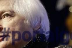 Доллар показывает небольшой рост. Участники рынка ждут что скажет Джанет Йеллен