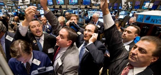 Ралли на фондовом рынке США завершилось разнонаправленно
