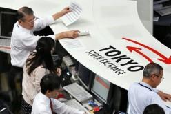 Японский рынок акций вырос
