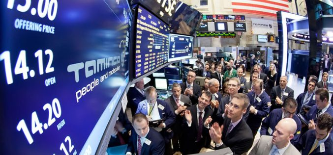 Американская торговая сессия открылась спадом в пятницу