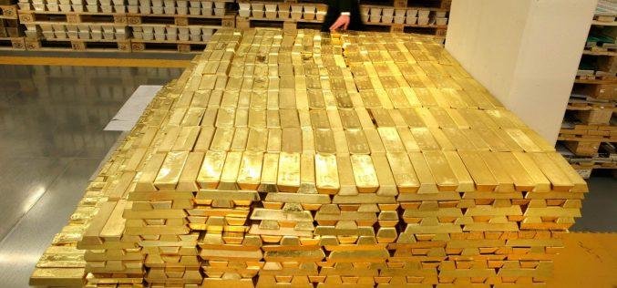 Рост золота: следствие решения ФРС США