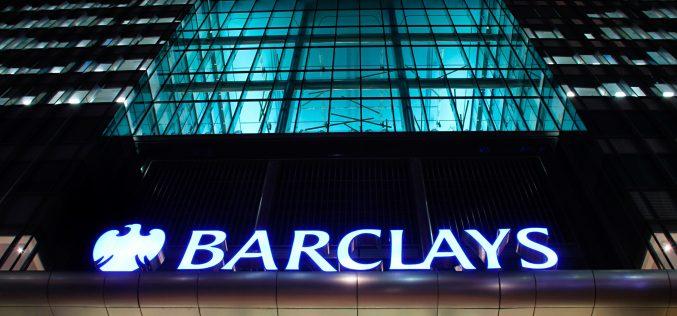 Британский  Barclays: оказался хуже ожиданий